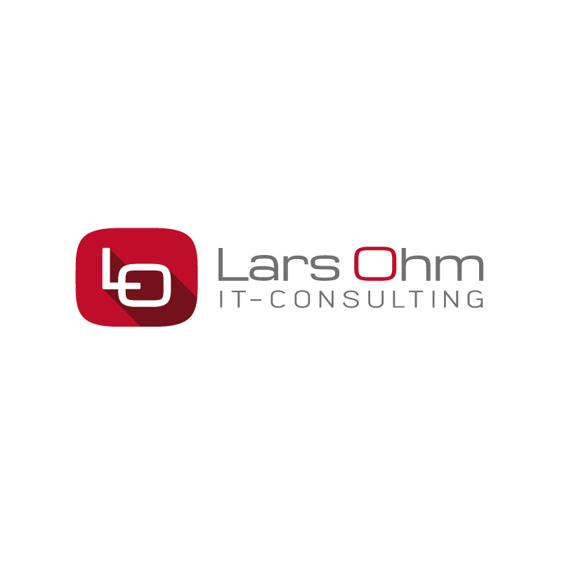 Logo Logodesign IT SAP Lars Ohm IT Beratung Grafikdesign Grafikstudio Rostock