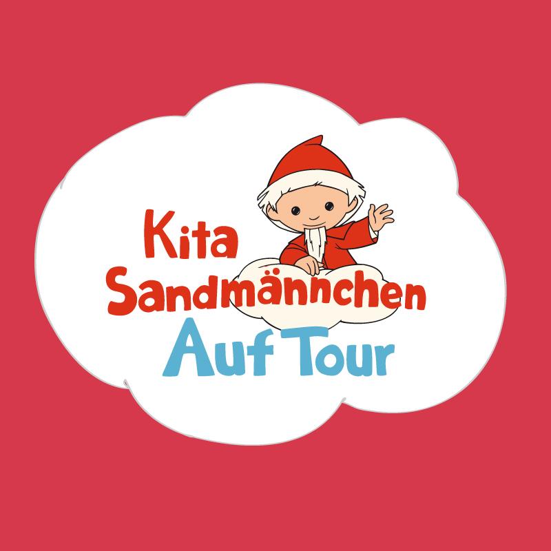 Schriftzug Logo Kindergarten Grafikstudio Rostock
