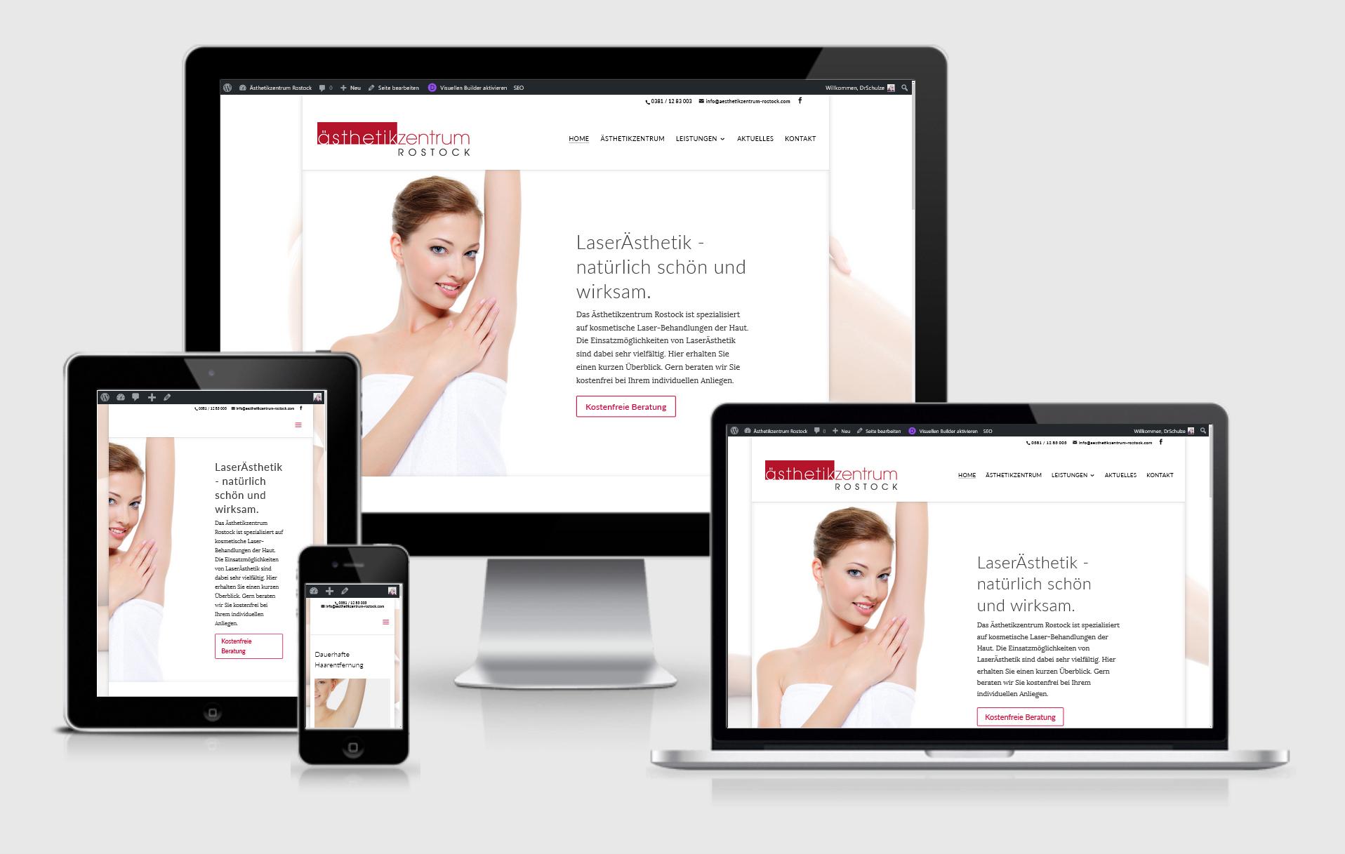 website firmenwebsite rostock