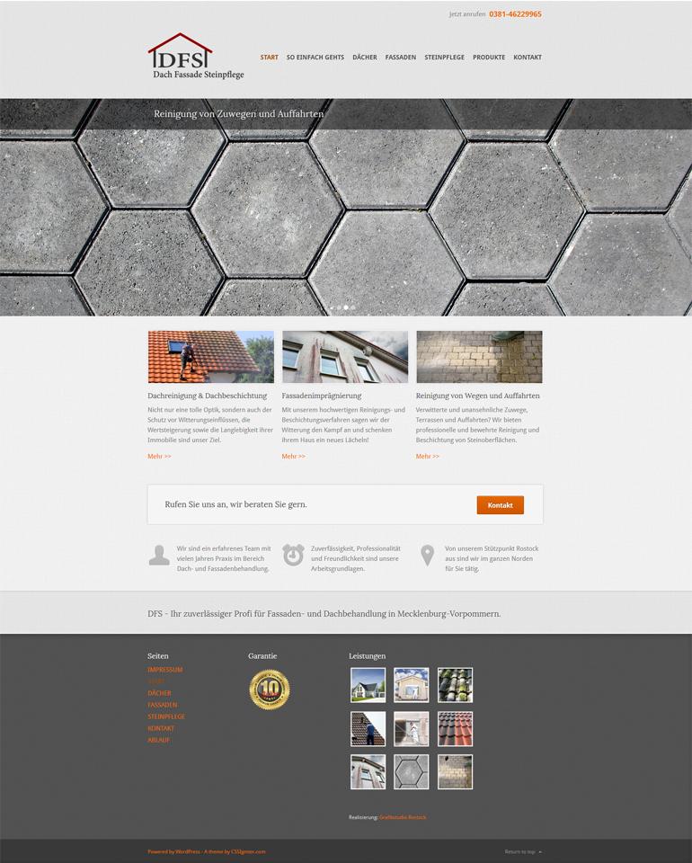 website handwerker rostock webdesign